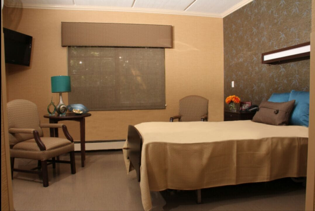 17. Medical Nursing Home Patient's room