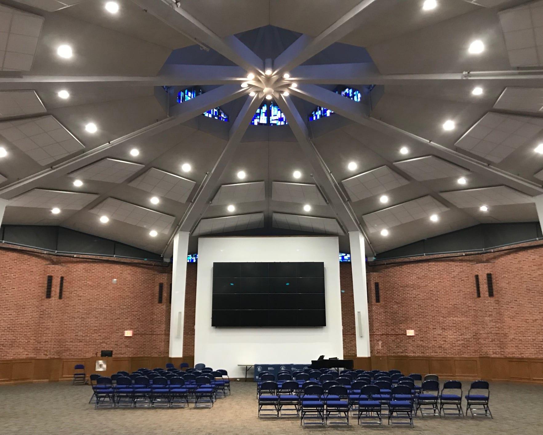 18. Mercy Rotunda